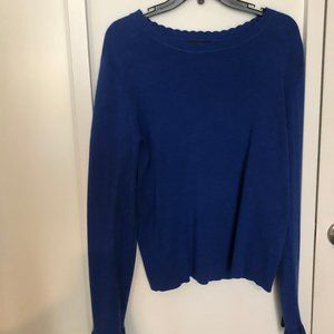Blue Halogen Sweater